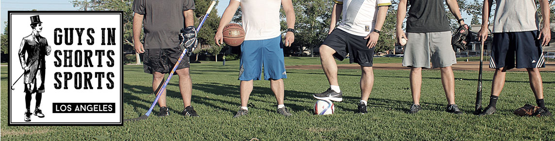 Guys In Shorts: Sports LA