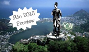 GIS RIO Olympics Preview 2016